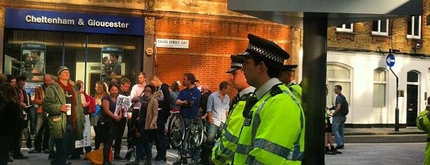 New Scotland Yard is one of Around The World: London.