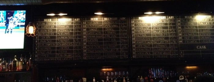 Taproom No. 307 is one of Top Craft Beer Bars: NYC Edition.