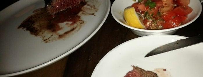 Hudson Brasserie is one of We Love Tel Aviv!  #4sqCities.
