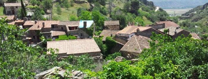 Patones de Arriba is one of Para volver.