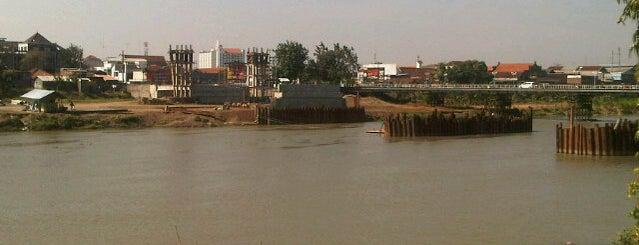 Dermaga Kali Brantas is one of DLF.