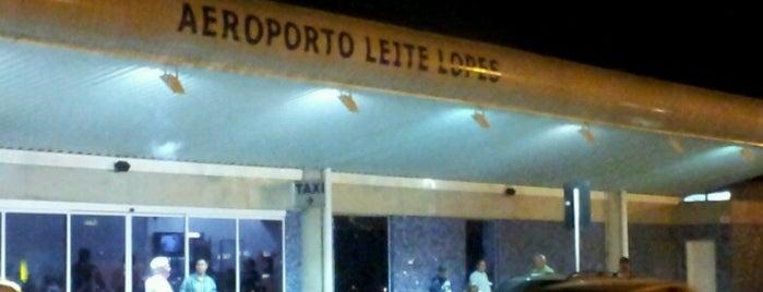 Aeroporto de Ribeirão Preto / Doutor Leite Lopes (RAO) is one of Aeroportos.