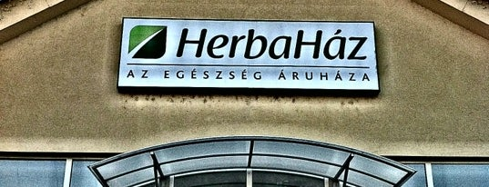 Herbaház is one of The 15 Best Places for An Organic Food in Budapest.