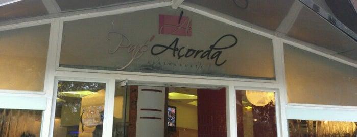 Pa'p Açorda is one of Almoçando no Leblon sem perder as calças.