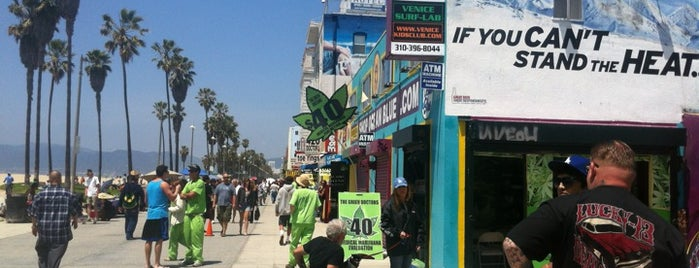Venice Beach is one of Must See Places In LA.