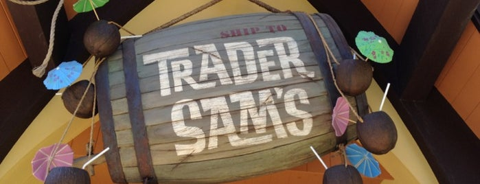 Trader Sam's Enchanted Tiki Bar is one of The Best Tiki in the US.