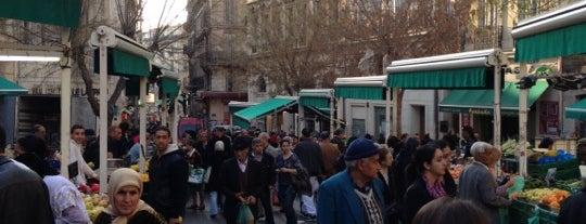 Marché des Capucins is one of Marseille.