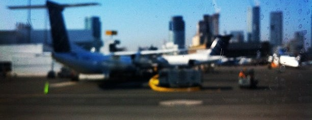 Billy Bishop Toronto City Airport (YTZ) is one of Toronto City Guide #4sqCities.