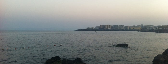 Lungomare di Ognina is one of MyCity Beach - Catania & Siracusa.