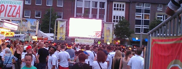 Kaiserplatz is one of Event Locations Düren.