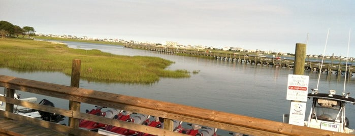 Dead Dog Saloon is one of Top 10 favorites places in Myrtle Beach, SC.