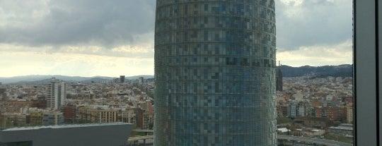 Novotel Barcelona City is one of Mejores Terrazas en Barcelona.