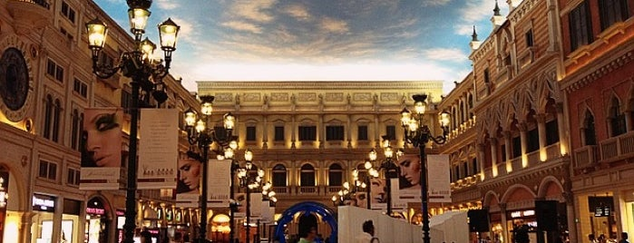 The Venetian Macao is one of Discover: Macau.