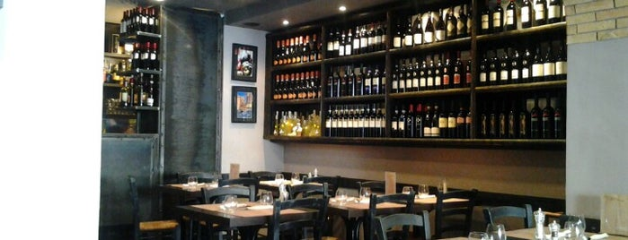 Enoteca Barberini is one of To Rome with Love.