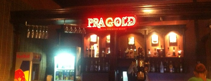 Pragold Pub is one of Restaurants in Baku (my suggestions).