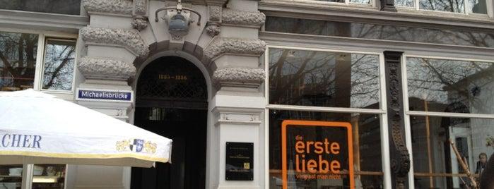 Erste Liebe is one of HAM × Eat × Drink.