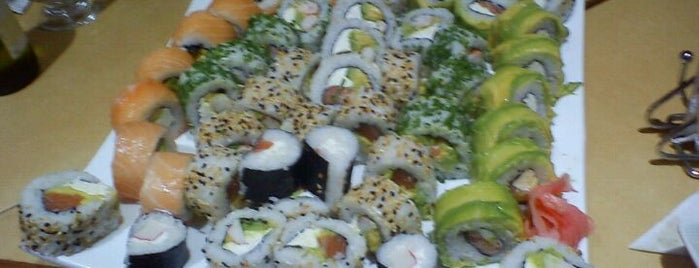 Sushi Saske is one of Lugares para ir y no arrepentirse.