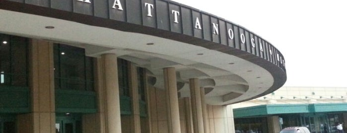 Chattanooga Metropolitan Airport (CHA) is one of Free WiFi Airports 2.