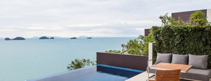 Conrad Koh Samui is one of Getaway | Hotel.