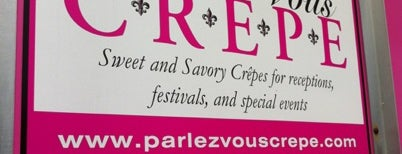 Parlez-Vous Crepes is one of Places to Eat.