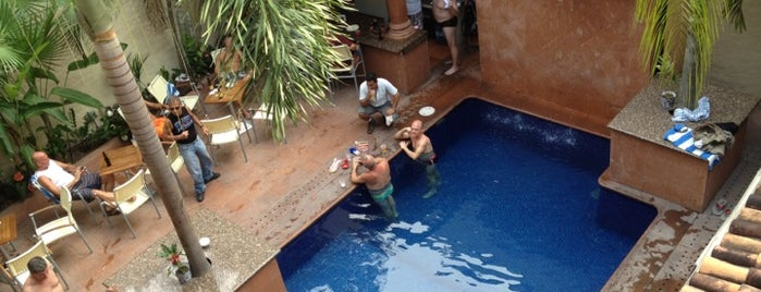 Hotel Mercurio is one of Puerto Vallarta Hotels.