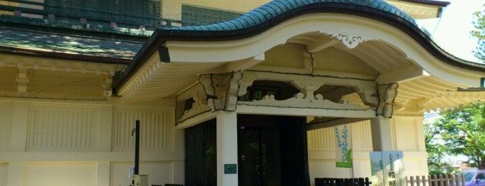 上杉神社稽照殿 is one of Jpn_Museums2.