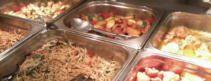 El Jade Restaurant Oriental is one of Mis sitios.