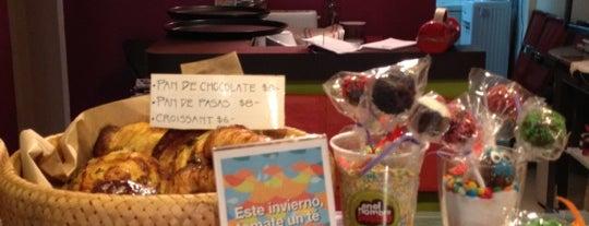 En el Nombre del Postre is one of Merienda.