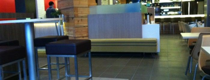 CitySen Lounge is one of #MyBars.