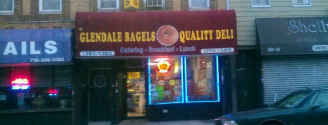 Glendale Bagel is one of The 15 Best Places for Bagels in Queens.