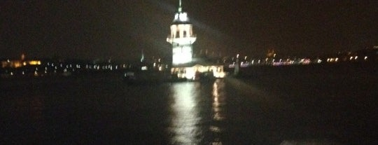 Kız Kulesi is one of 1stANBUL Tarih turu.