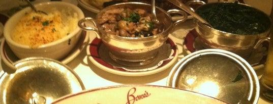 Bone's is one of Restaurants ATL.