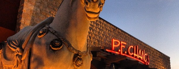 P.F. Chang's is one of Dearborn.