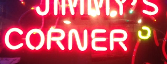 Jimmy's Corner is one of Times Square & Theater District Bars.