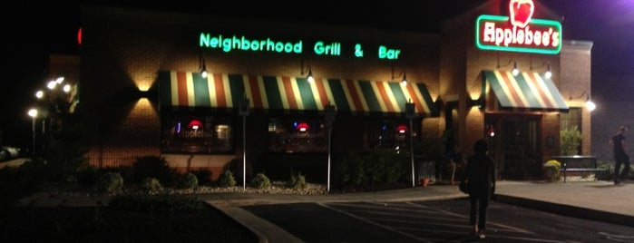 Applebee's Neighborhood Grill & Bar is one of Places that make C-land bearable.