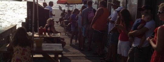 Dewey Destin's Seafood & Restaurant is one of Florida.
