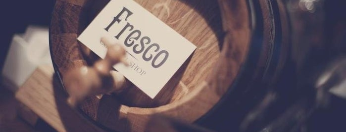 Fresco Cocktail Shop is one of check.