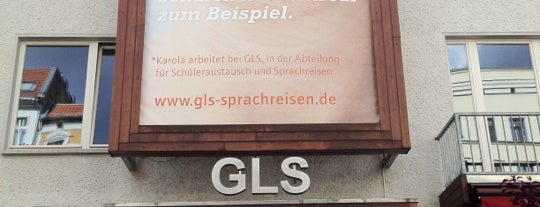 GLS Campus Berlin is one of Veranstaltungsorte Berlin.