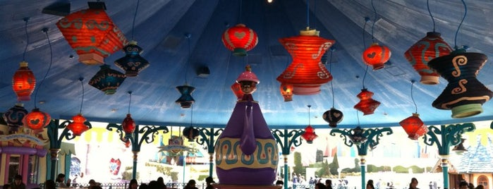 Alice's Tea Party is one of Disney.