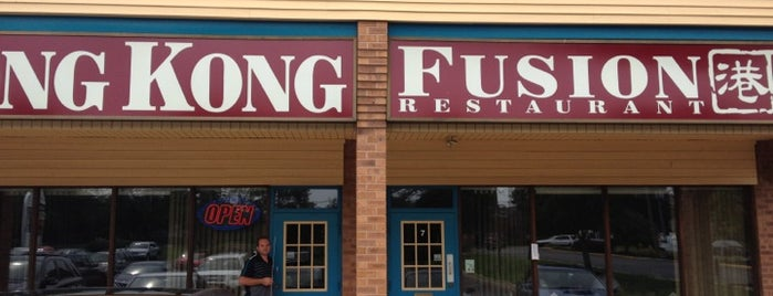 Hong Kong Fusion Restaurant is one of Must go.