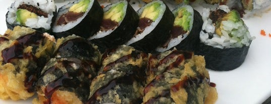 Ichiban Japanese Sushi is one of The 11 Best Places for Sashimi in Cincinnati.