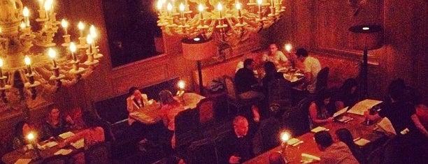 Buddakan is one of I Want Somewhere: Restaurants & Bars.