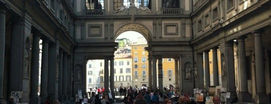 Uffizi Gallery is one of Mia Italia |Toscana, Emilia-Romagna|.