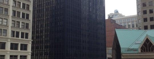 Railway Exchange Building is one of Tallest Buildings in St. Louis.
