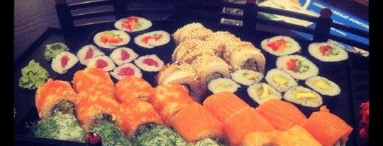 Такі-Макі / Taki-Maki is one of Sushi. Kyiv. Японская кухня.