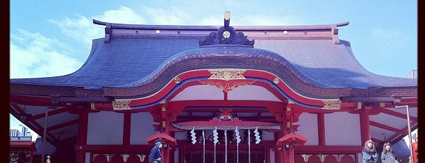Hanazono Shrine is one of Japan - Tokyo.