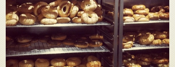Huff Bagelry is one of Coffee, Breakfasts and Lunch. Cafe's of the SE.