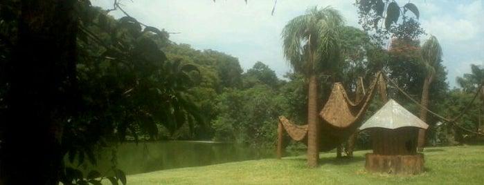 Parque Zoológico Municipal Quinzinho de Barros is one of Família Poppes.