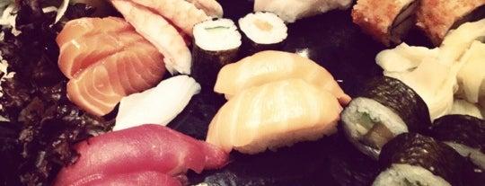 Yooji's is one of Sushi in Zürich.