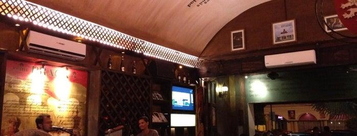 Coffee Praga Bar / Plaza Cedros is one of chiapas.